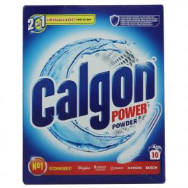 Calgon detergente en polvo 0,500 kg.