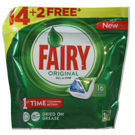 Fairy Original 14+2 u. All in one.