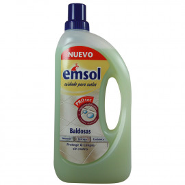 Emsol floor cleaner 1 L. Baldosas.