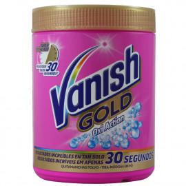Vanish Oxi Action Gold 940 gr. Rosa.