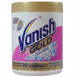 Vanish Oxi Action Gold 940 gr. Blanco.