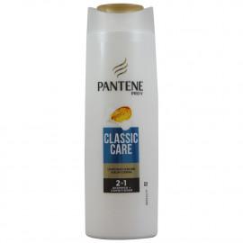 Pantene shampoo 400 ml. Classic Care 2 in 1.