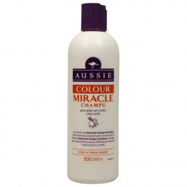 Aussie shampoo 300 ml. Miracle Color.
