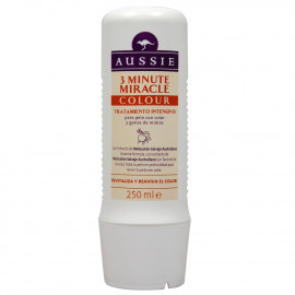 Aussie 3 Minute 250 ml. Miracle Color.