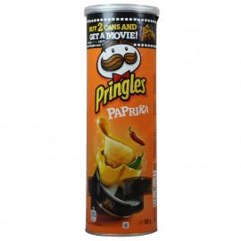 Pringles patatas 165 gr. Hot Paprika 19 u.