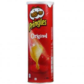 Pringles patatas 165 gr. Original 19 u.