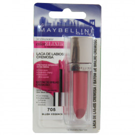 Maybelline color elixir lipstick. 705 Blush essence.