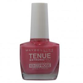 Maybelline nail polish 10ml. 120 Flushed pink.