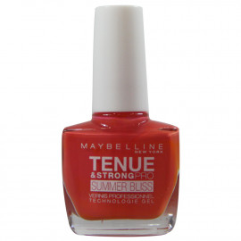 Maybelline esmalte de uñas 10 ml. 872 Red hot.
