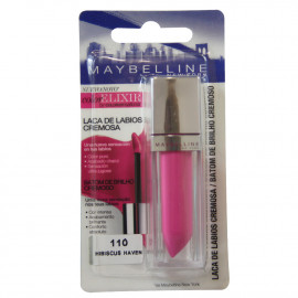 Maybelline pintalabios 5 ml. 110 Hibiscus haven.