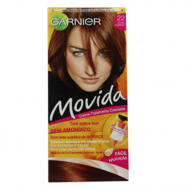 Garnier Movida tinte 22 Tratamiento colorante.