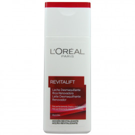 L'Oréal makeup remover milk 200 ml.