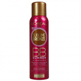 L'Oréal Glam Bronze. 150 ml. Bruma bronceadora.