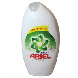 Ariel Gel detergent 24 dose Excel.
