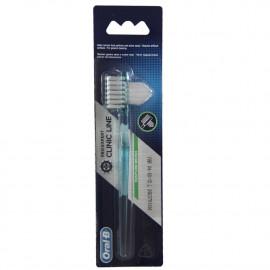 Oral B cepillo de dientes 1 u. Pro-Expert dentaduras postizas.