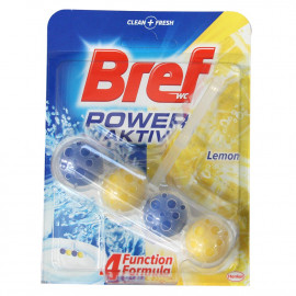 Bref WC Power Active 50 gr. Lemon.