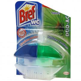 Bref WC Duo Active 50 ml. Green Nature + refill.