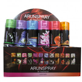 Arunspray air freshener refill assortment 48 u.