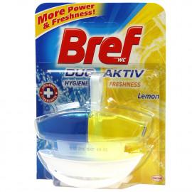 Bref WC Duo Active 50 ml. Lemon + refill.