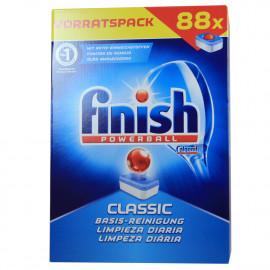 Finish lavavajillas cápsulas 88 u.