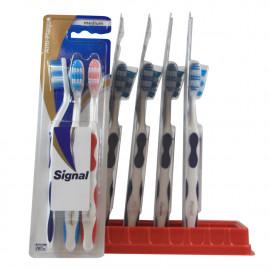Signal cepillo de dientes antiplaca. Medio.
