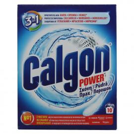 Calgon polvo 500 gr. 3 en 1 - 10 dosis.