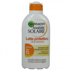 Garnier solar cream protection 200 ml. Protection 6.