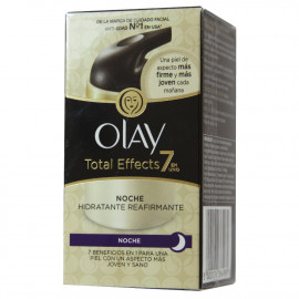 Olay total effects moisturizing. Night.