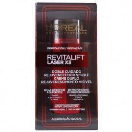 L'Oreal Revitalift laser x3. 48 ml.