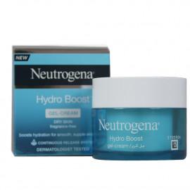 Neutrogena Hydro boost gel crema cara 50 ml. Hidratante piel seca.