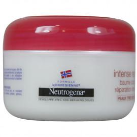 Neutrogena body lotion 200 ml. Intense repair.