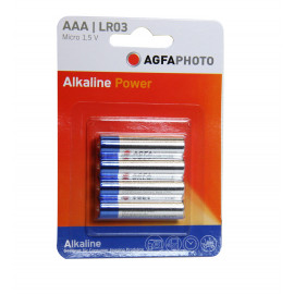Agfa Photo pila alcalina LR03 AAA.