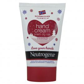 Neutrogena hands cream 50 ml. Concentrated no perfume.