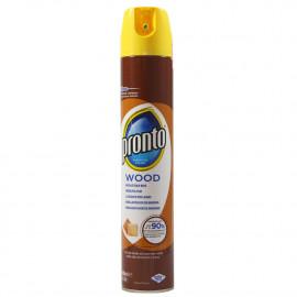 Pronto furniture polish spray 400 ml. Classic wood.