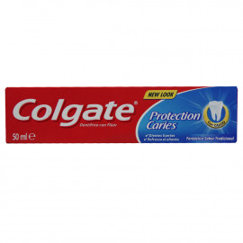 Colgate toothpaste 50 ml. Protection caries.