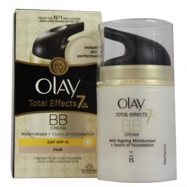 Olay total effects BB cream 50 ml. Tono medio .