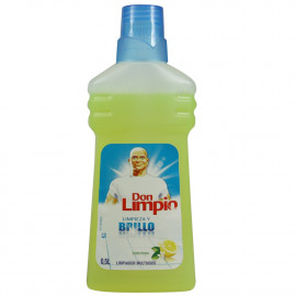 Don Limpio multiusos 0,5 l. Limón Fresco.