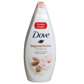Dove baño 700 ml. Crema de Almendras.