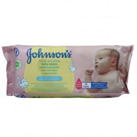 Johnson's toallitas 56 u. Extra sensitive.
