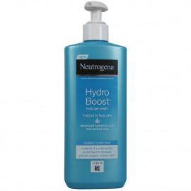 Neutrogena Hydro boost gel body cream 250 ml. Normal to dry skin.