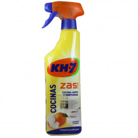 KH-7 750 ml. Zas! clean and perfumed kitchen.