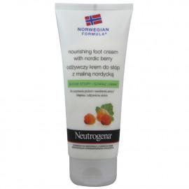 Neutrogena foot cream 100 ml. Nordic berry.
