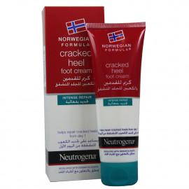 Neutrogena crema de pies 50 ml. Talones agrietados.