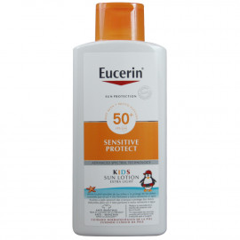 Eucerin Sun Protection solar cream 400 ml. Factor 50 Kids.