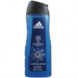 Adidas gel 400 ml. Champions League.