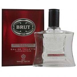 Brut cologne spray 100 ml. Attraction totale.