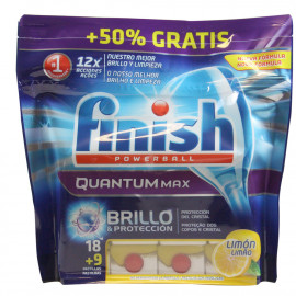 Finish Powerball Quantum Max 18+9 free.