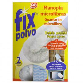 Fix polvo microfibre glove 2 u.