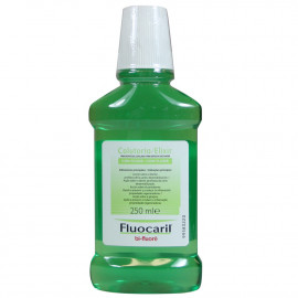 Fluocaril enjuague bucal con flúor 250 ml.