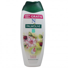 Palmolive gel Neutro Balance 600+150 ml. Flor de cereza.